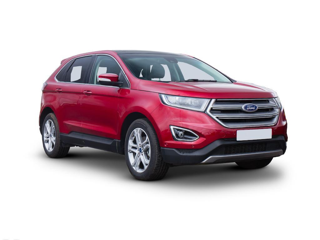 Leased Cars: Ford Edge Zetec Personal Leasing Deals