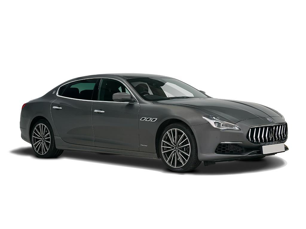 Leased Cars: Maserati Quattroporte Personal Leasing Deals