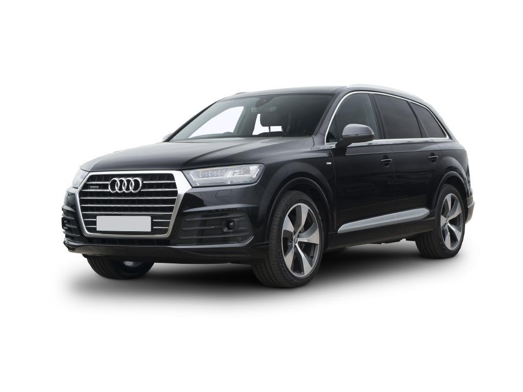 audi q7 black edition personal leasing deals compare. Black Bedroom Furniture Sets. Home Design Ideas