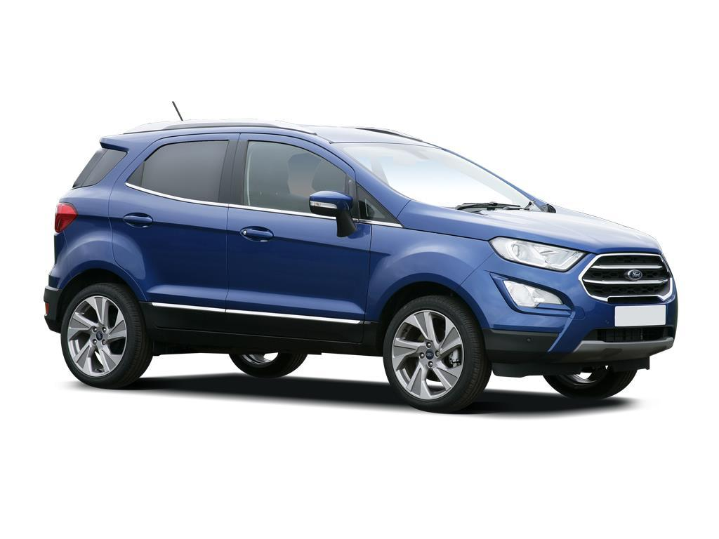 ford ecosport personal leasing deals compare ford. Black Bedroom Furniture Sets. Home Design Ideas