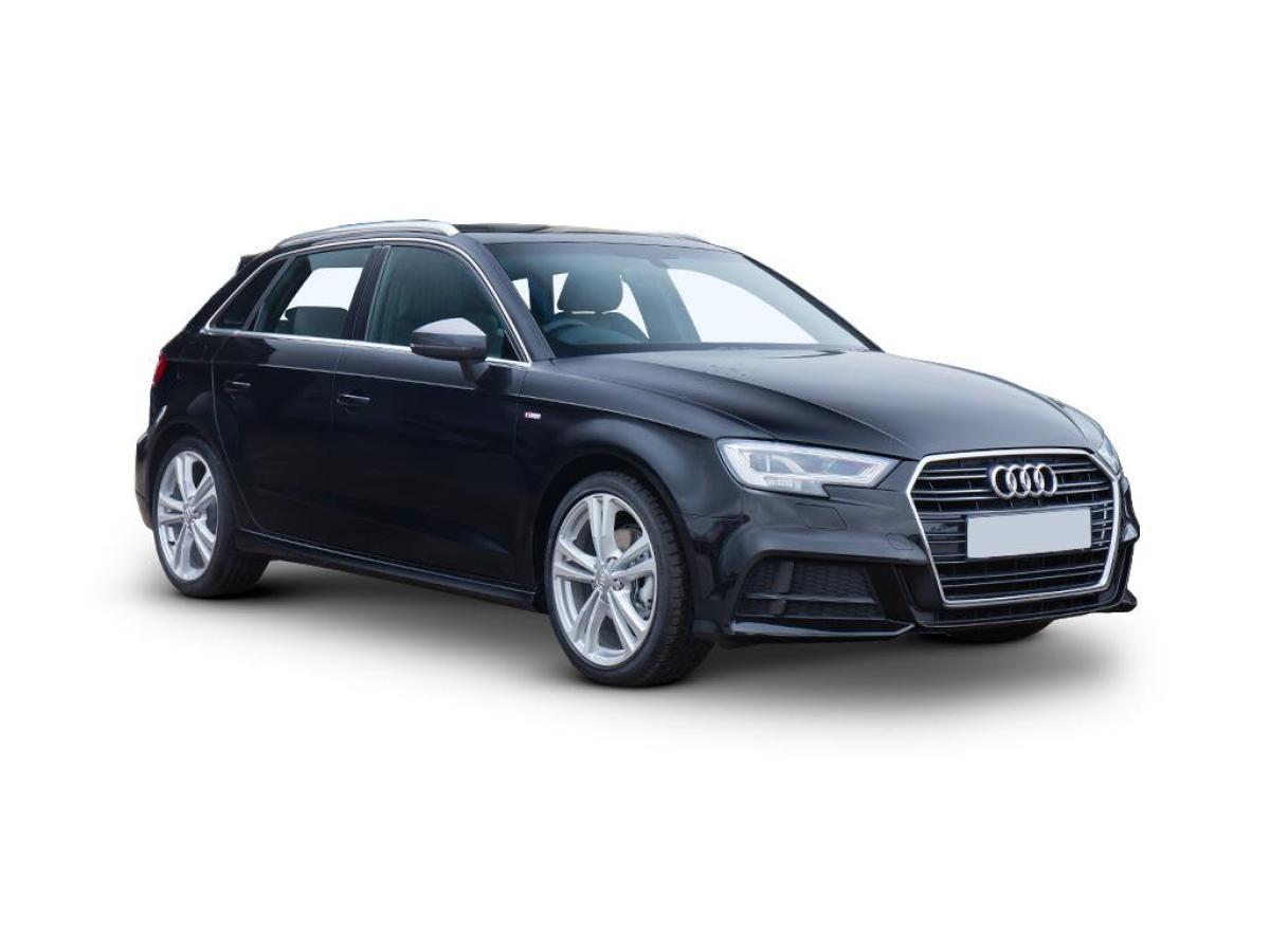Audi Rs3 Lease >> Audi A3 Sportback 1.0 TFSI Black Edition 5dr Lease Deals ...