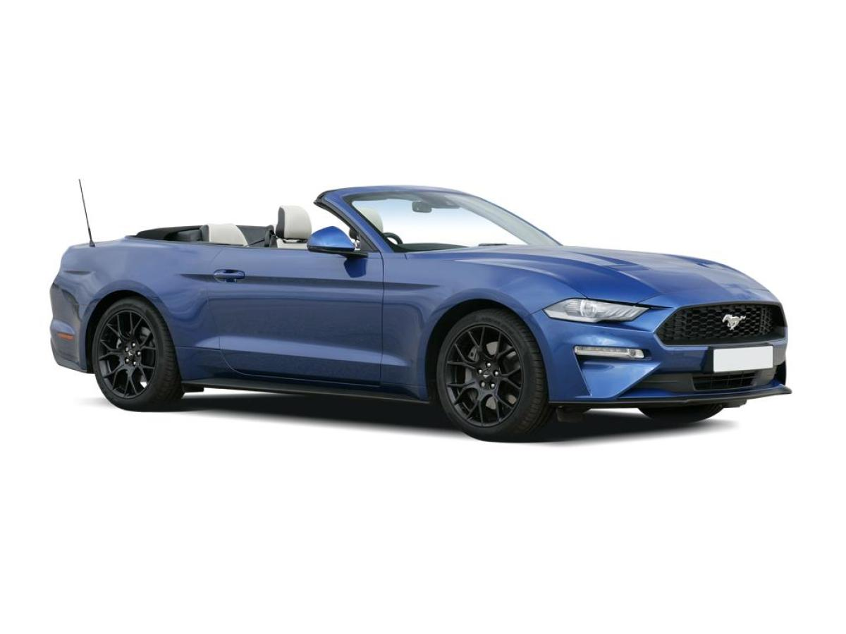 Ford Mustang Gt Lease Uk