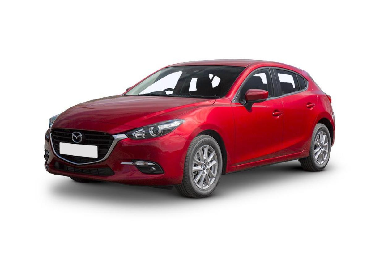 mazda 3 hatchback lease deals compare deals from top. Black Bedroom Furniture Sets. Home Design Ideas