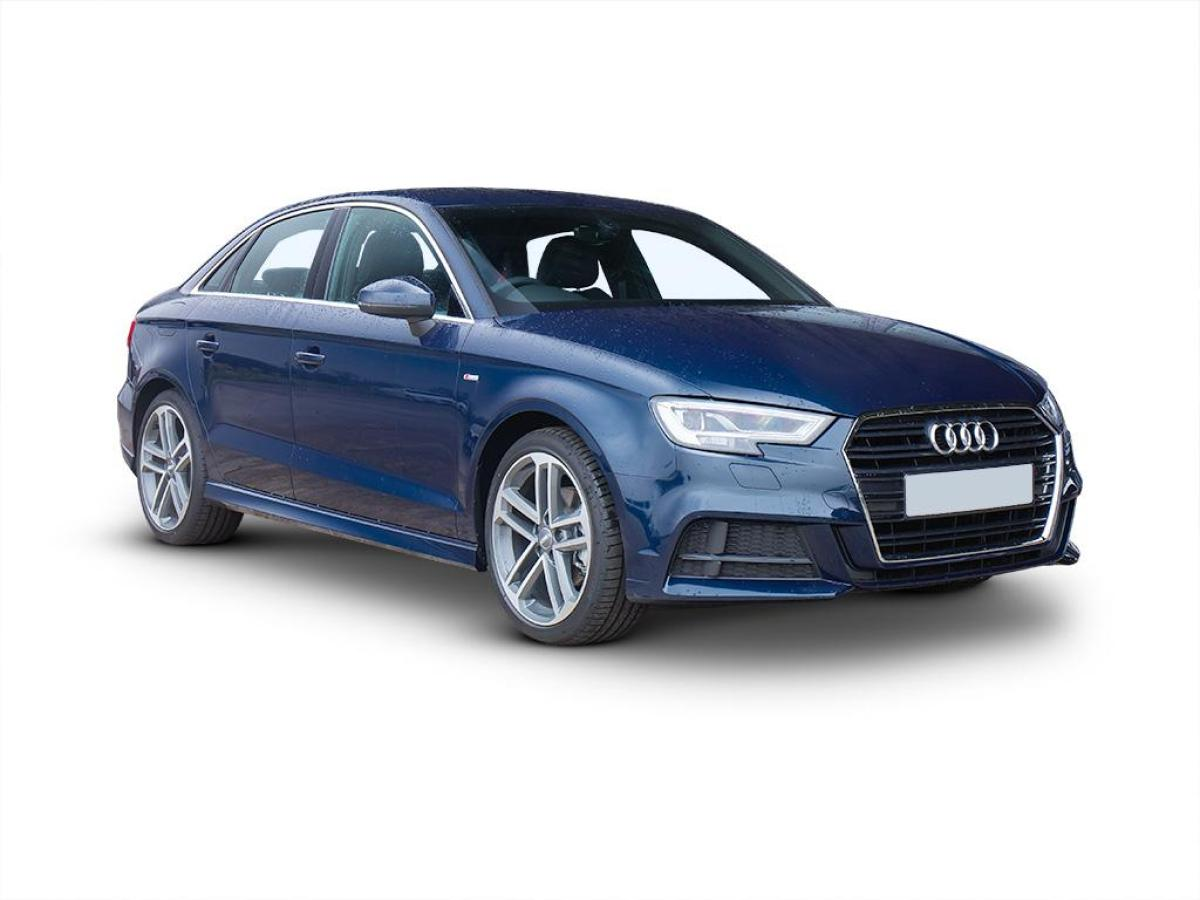 Audi A3 Saloon 30 Tfsi Black Edition 4dr Personal Leasing Deals Compare Audi A3 Saloon 30 Tfsi