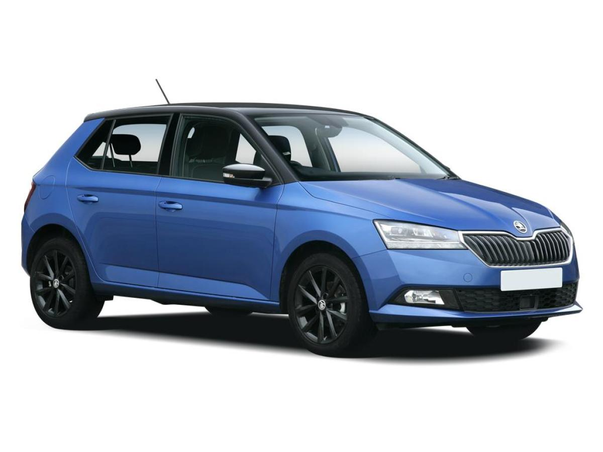 skoda fabia hatchback lease deals compare deals from top. Black Bedroom Furniture Sets. Home Design Ideas