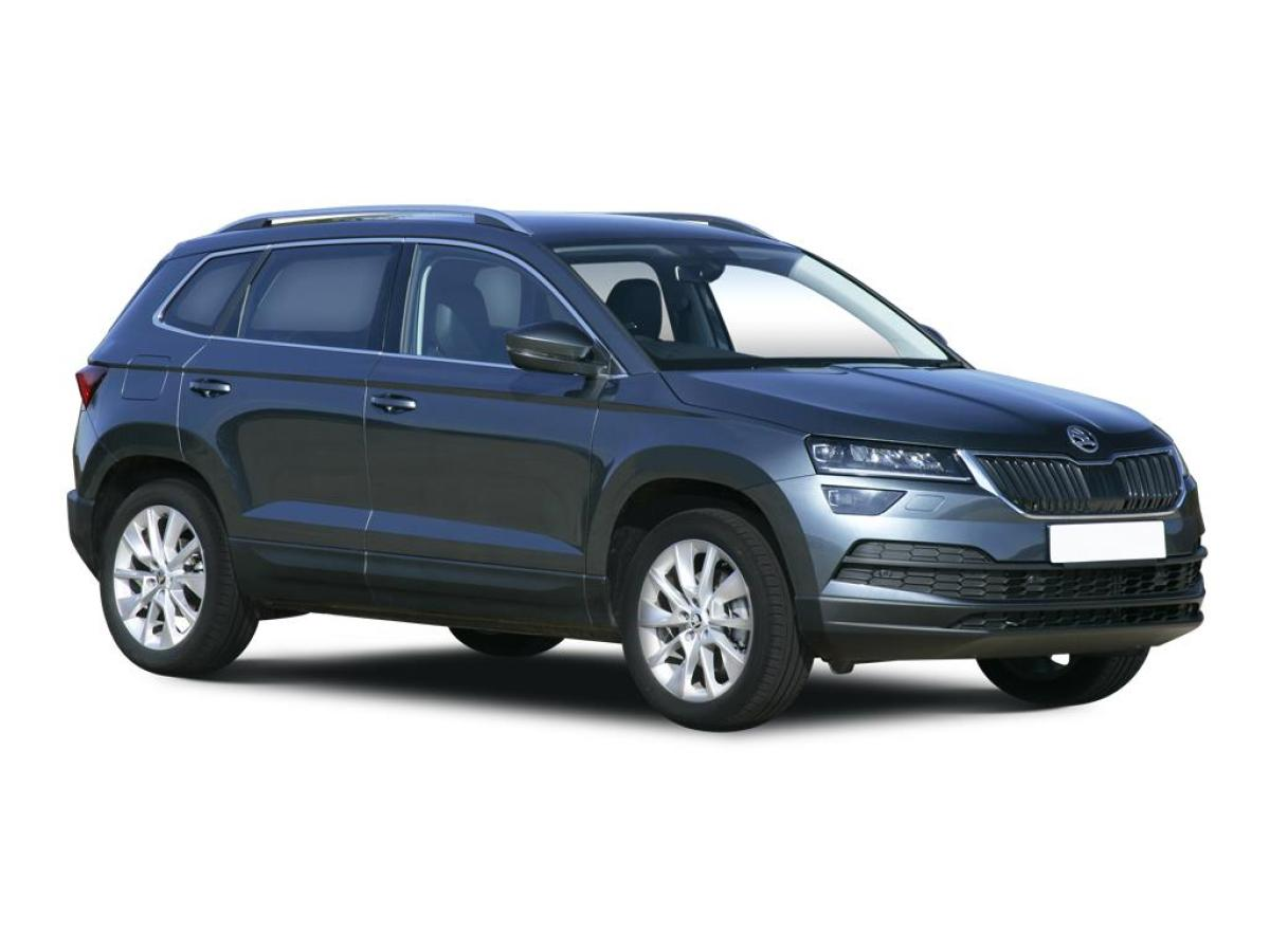 skoda scout personal lease deals