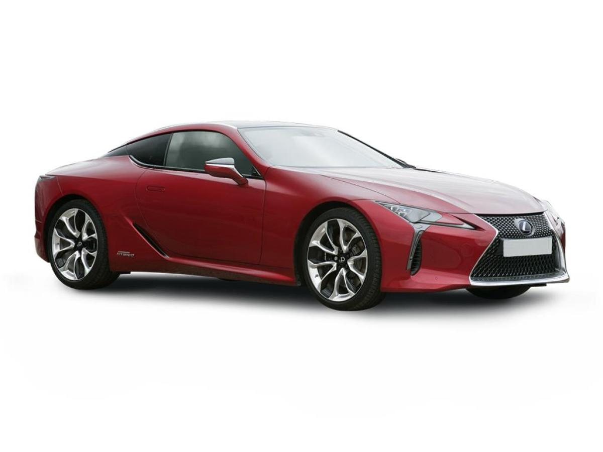 Lexus LC Lease Deals | Compare Deals From Top Leasing ...