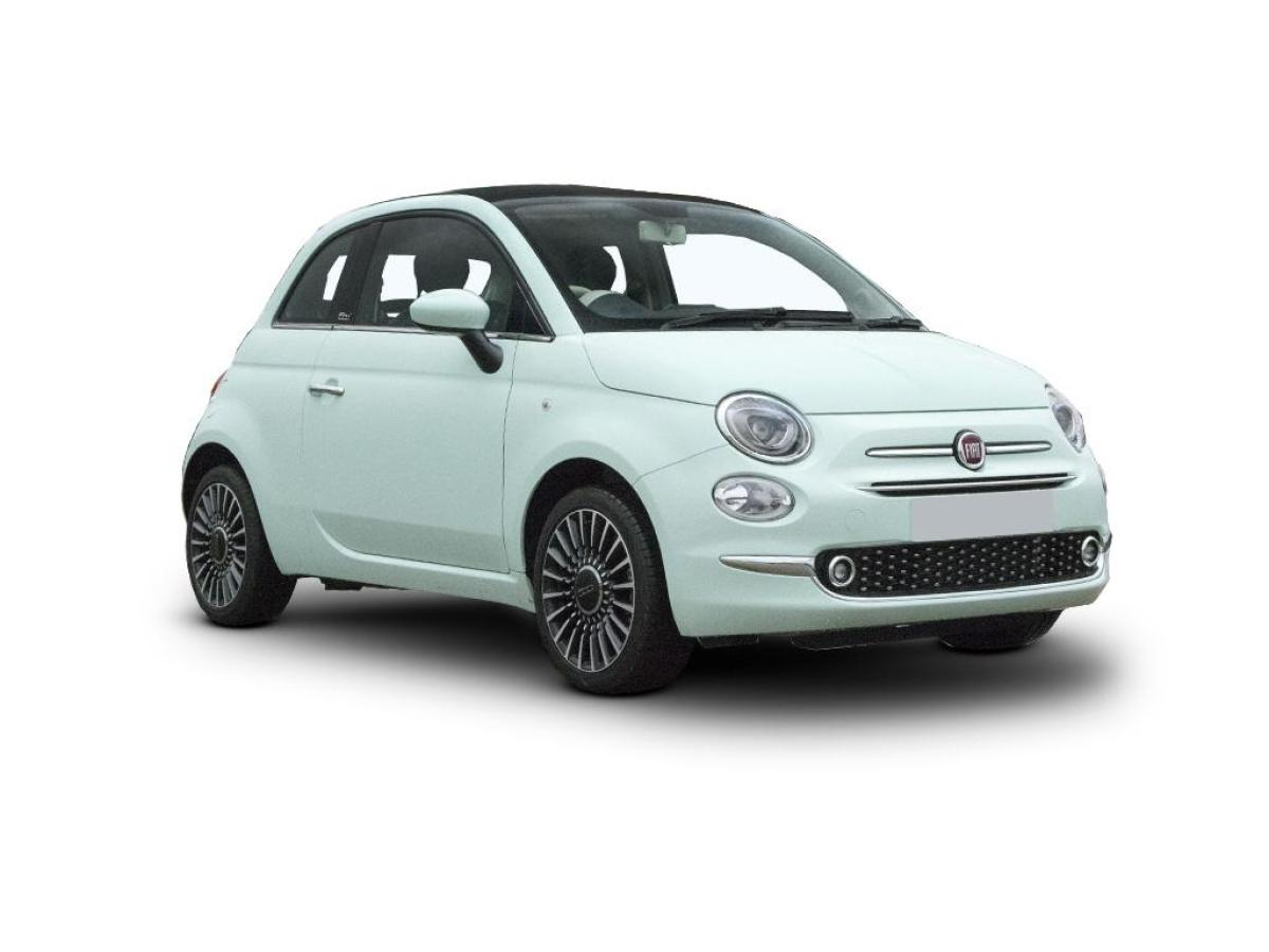 Best Deals From UK Fiat 500C Dealers