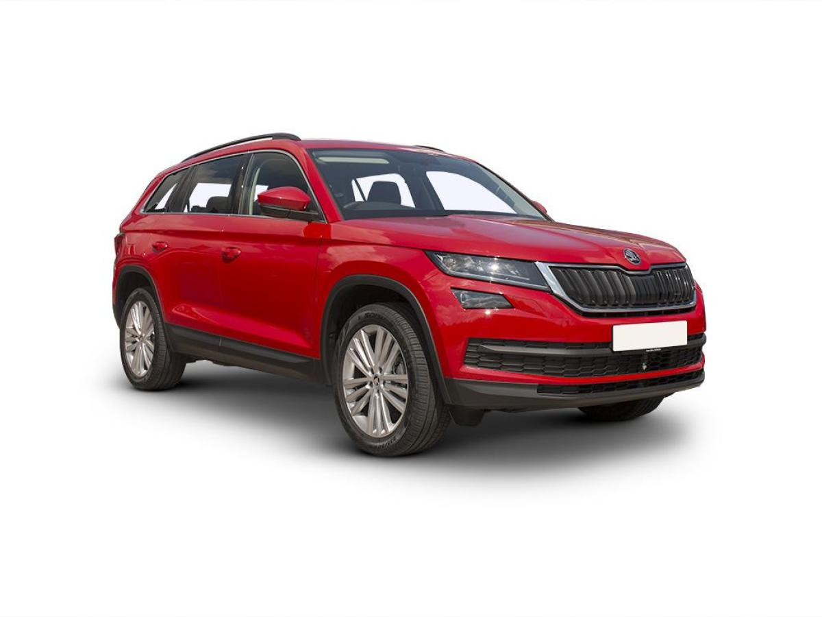 Skoda Kodiaq Lease Deals | Compare Deals From Top Leasing ...