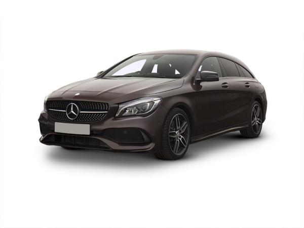 Mercedes-Benz CLA Class Shooting Brake