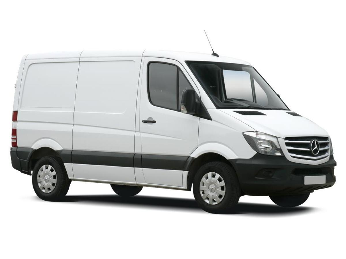 66e438e8e3 New Mercedes-Benz Sprinter Short 3.5t Luton 7g-Tronic Van Deals ...