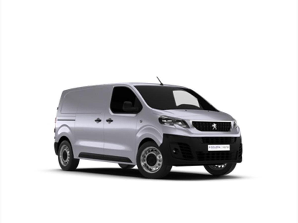 New Peugeot Expert Long Van Deals